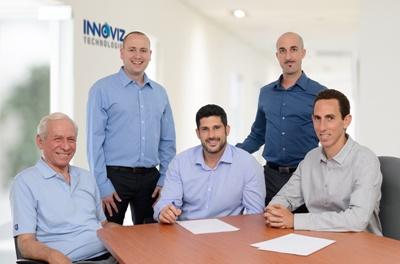 Intelligence Corps: the Innoviz founders