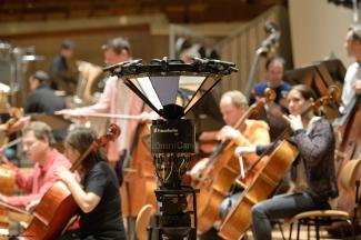 Orchestral maneuvers: OmniCam and the Berlin Philharmonic
