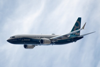 New Boeing 737 Max