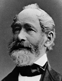 Optics pioneer: Carl Zeiss.