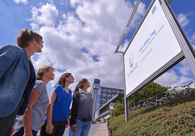 Highlight of the celebrations will be Carl Zeiss Day in the city of Jena on 11 September.