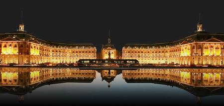 Conference venue: the impressive Bordeaux Bourse.