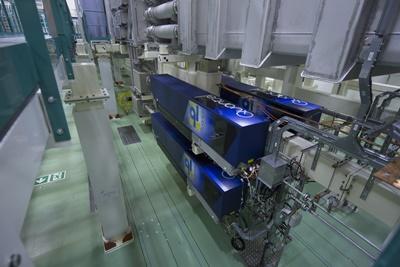 Quantel lasers at Laser MegaJoule