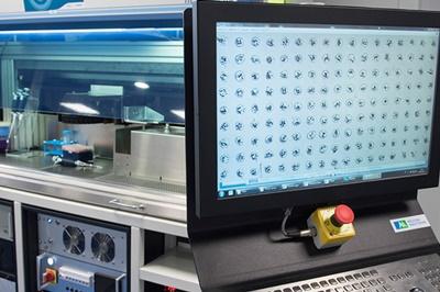 Laser bio-printer