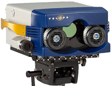 Hyper-Cam is an advanced passive IR hyperspectral imaging system.