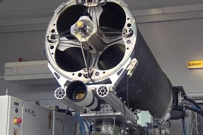 MBDA laser demonstrator