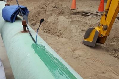 Pipeline sensor
