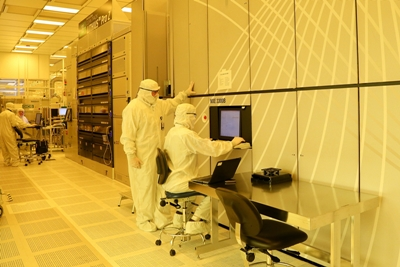 EUV in action