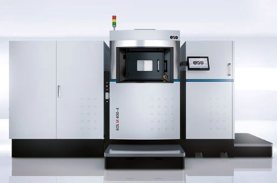 FIT has invested in five EOS M 400-4 laser 3D printing systems.