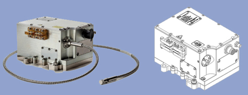 Defense benefits: Lasertel's F7 laser coupled laser diode.