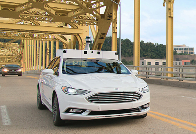 For Ford's sake: Argo will develop affordable lidar sensors with Princeton's help.