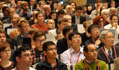 Frankfurt-bound: New SPIE conference focused on optical instrument science.