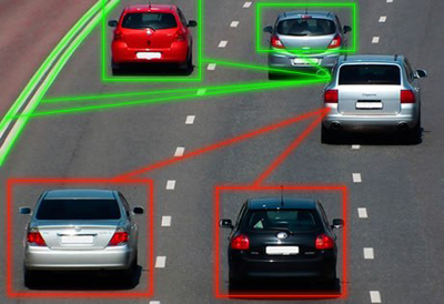 Booming sector: Lidar systems for automotive.