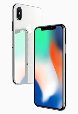 Apple adoption: the iPhone X OLED display