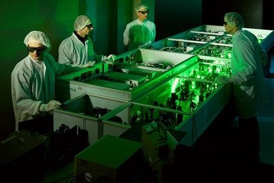 Green machine - laser for ELI-ALPS project