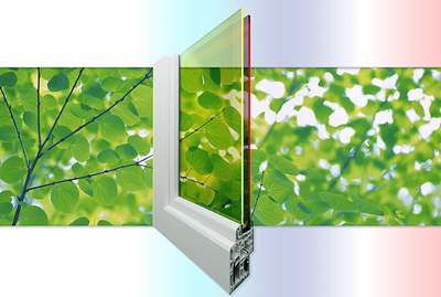 New pane new gain: LANL's solar windows generate electricity with greater efficiency.