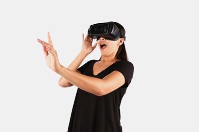 VR: is just seeing believing?