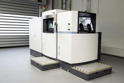 Audi's EOS equipment