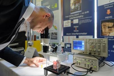 Quantum technology transfer