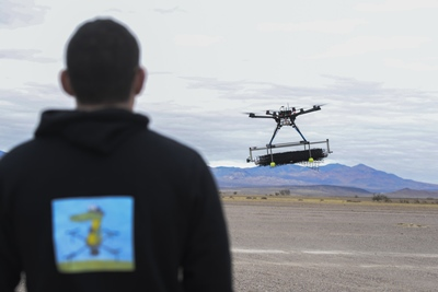UAV sensing: opportunities and challenges