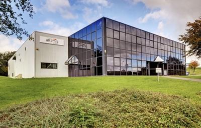 Artemis Optical's UK headquarters