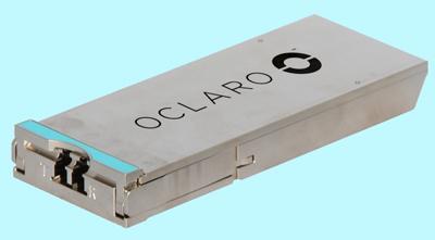 Sales boost: Oclaro's 100G CFP2 LR4 transceiver.