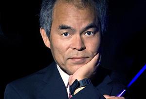 Dr. Shuji Nakamura, the 2014 Nobel Laureate in Physics.