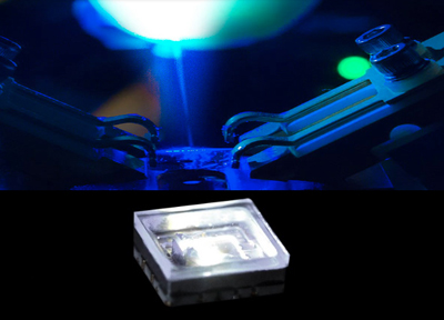 The company is commercializing a new generation of laser light sources.