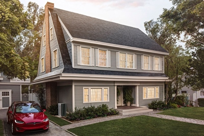 Solar roof: Tesla's package offering