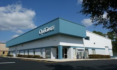 OptiGrate facility in Oviedo, Florida