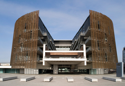 EMBL is located in the Barcelona Biomedical Research Park.