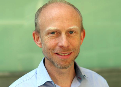 James Sharpe: new head of EMBL, Barcelona.