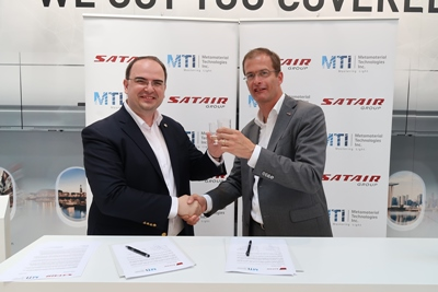 MoU: announced at Paris Air Show