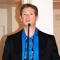 Frank Koppens, ICREA Professor at ICFO.