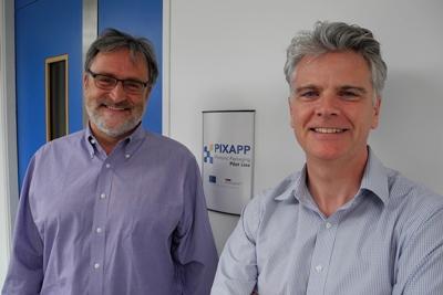 Transatlantic talks: Liehr and O'Brien
