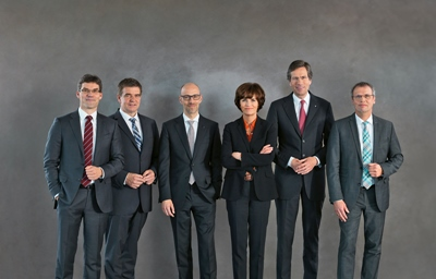 Bigger board: Trumpf's expanded executive team