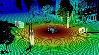 All in the algorithm: LeddarTech's auto lidar