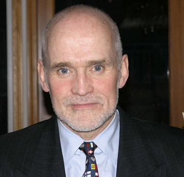 SPIE's CEO Eugene Arthurs