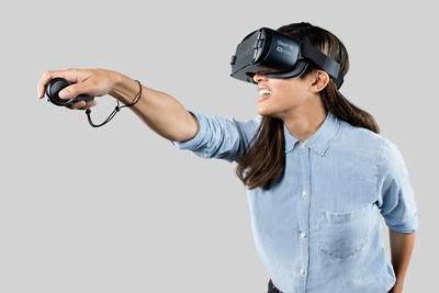 Oculus Rift hardware