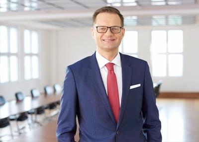 Jenoptik CEO Stefan Traeger