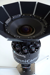 Immersive: The latest OmniCam-360.