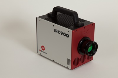 Infrared camera for AIR-Spec