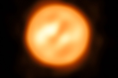'Best-ever' stellar view: Antares in close-up