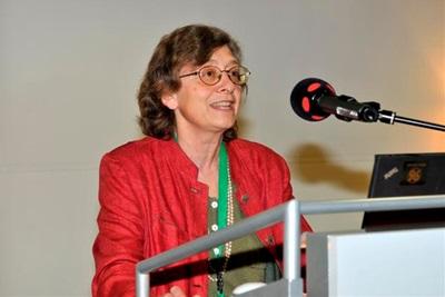 ICO president-elect Roberta Ramponi