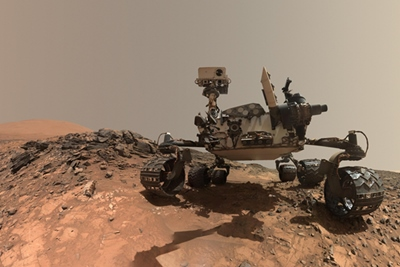 Five years and counting: Mars Curiosity