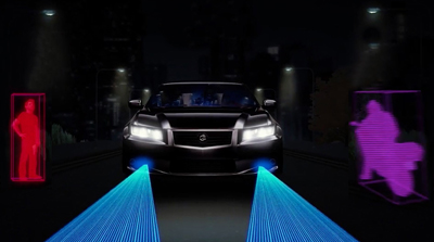 Invoice develops LiDAR sensing solutions destined for autonomous vehicles.