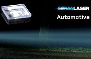 SLD Laser (formerly SoraaLaser): LaserLight source