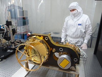 BepiColombo's laser altimeter payload