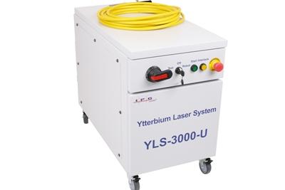 Compact fiber laser power
