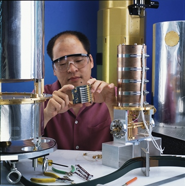 Quantum tech at NIST
